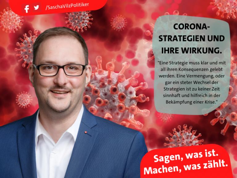 Standpunkt. – Corona-Strategien und ihre Wirkung.