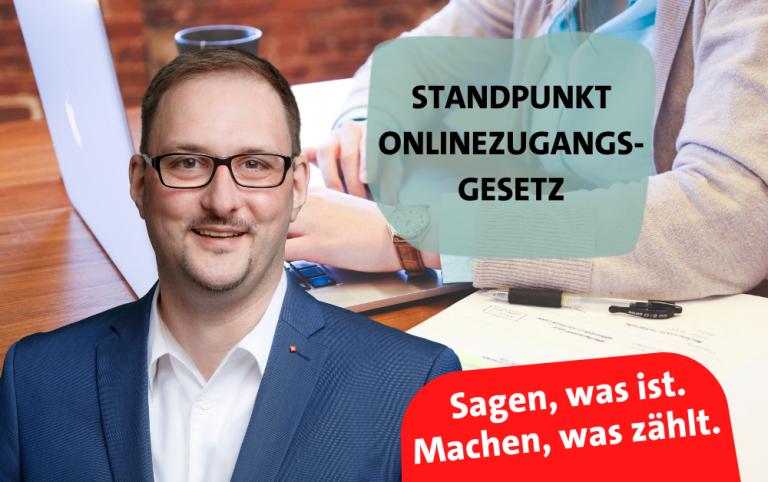 Standpunkt. – Digitalisierung im Schneckentempo!